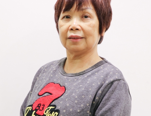 副主席 – 陳彩英